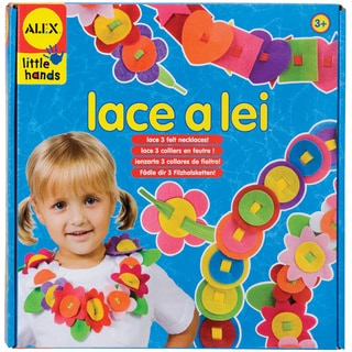 Alex Toys Lace A Lei Kit