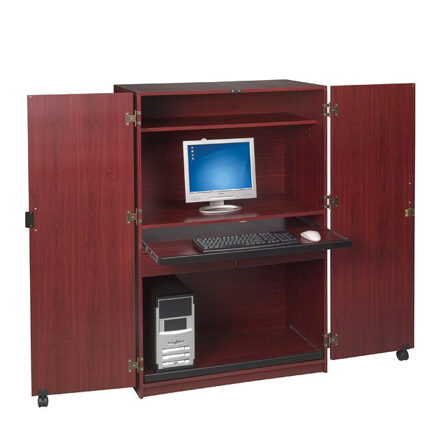 Office In-A-Box Computer Desk