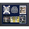 New York Yankees Derek Jeter 3000 Hit 4 11x14 Commemorative Card Frame