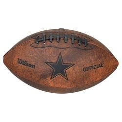 Dallas Cowboys 9-inch Composite Leather Football
