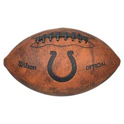 Indianapolis Colts 9-inch Composite Leather Football