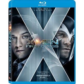 X-Men: First Class (Blu-ray Disc)