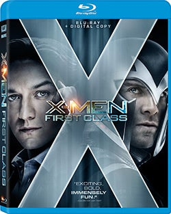 X-Men: First Class (Blu-ray Disc)