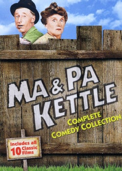 Ma & Pa Complete Collection (DVD)