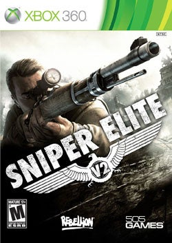 Xbox 360 - Sniper Elite 2