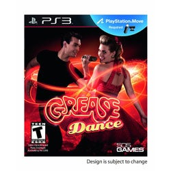 PS3 - Grease Dance