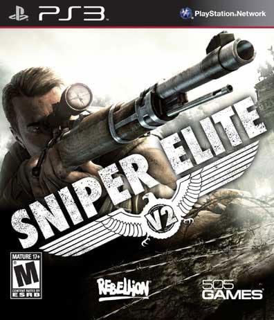 PS3 - Sniper Elite 2