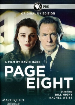 Masterpiece Contemporary: Page Eight (DVD)