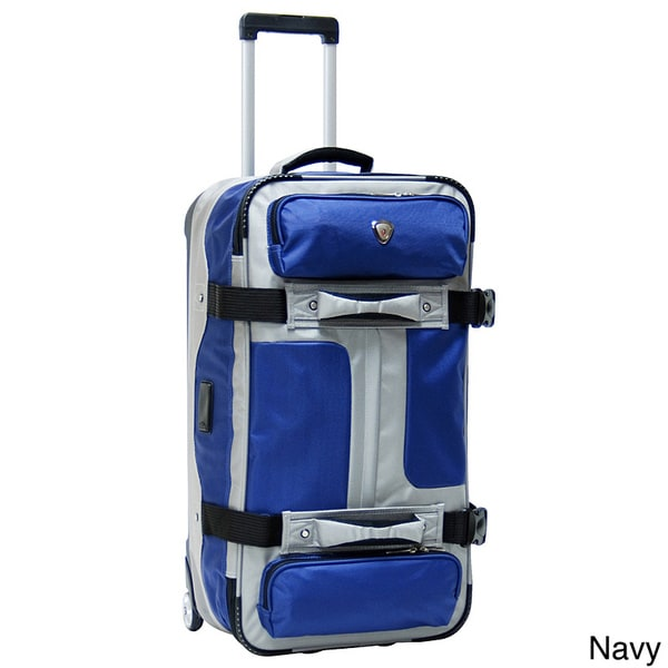 Unisex CalPak Supra 26-inch Hybrid Rolling Upright Duffel Bag