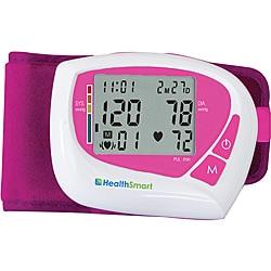 Healthsmart Women's Auto Wrist Blood Pressure Monitor