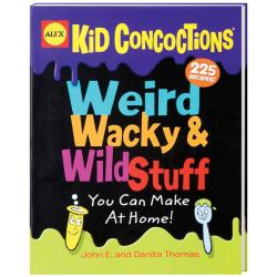 Alex Toys 'Weird, Wacky and Wild Stuff You Can Make At Home' Book