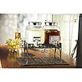 Style Setter Williamsburg 2-gallon Glass Beverage Dispenser Set