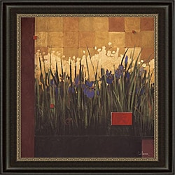 Don Li-Lleger 'The Heavenly Art of Gardening' Framed Print Art