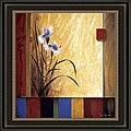 Don Li-Lleger 'Meditation' Framed Print Art