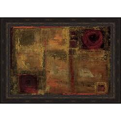 Penny Benjamin Peterson 'Voyage' Framed Print Art