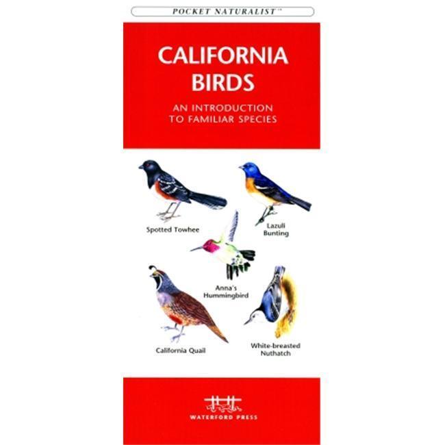 California Birds Book