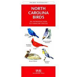 North Carolina Birds Book