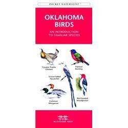 Oklahoma Birds Book