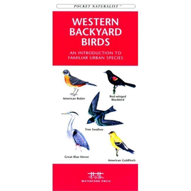 Western Backyard Birds Book
