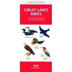 Great Lakes Birds Book