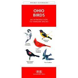 Ohio Birds Book