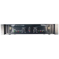 19-inch Rack Mount 3200 Watt Bridgeable Amplifier (Refurbished)