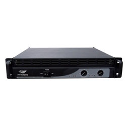 PylePro 3000 Watts Amplifier with Crossover (Refurbished)