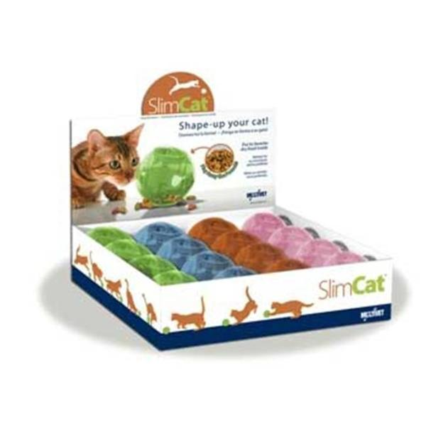 Multivet International Slimcat Tricky Treat Ball