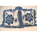 Liberty Floral Ruffled Pillows (Set of 2)
