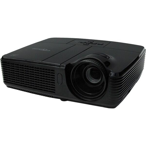 Optoma TX551 3D Ready DLP Projector - 720p - HDTV - 4:3