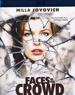 Faces In The Crowd (Blu-ray Disc)