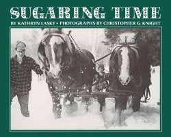 Sugaring Time (Hardcover)