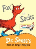 Fox in Socks: Dr. Seuss's Book of Tongue Tanglers (Board book)