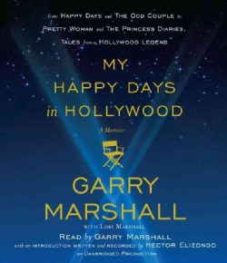 My Happy Days in Hollywood: A Memoir (CD-Audio)