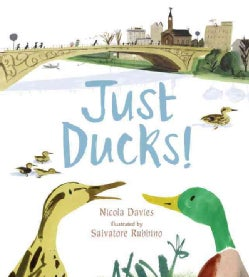 Just Ducks! (Hardcover)