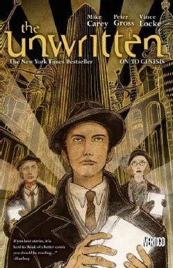 The Unwritten 5: On to Genesis (Paperback)