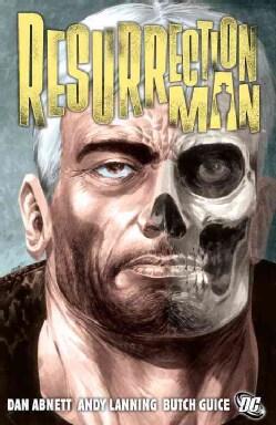 Ressurection Man 1 (Paperback)