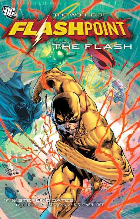 Flashpoint:: The World of Flashpoint Featuring the Flash (Paperback)