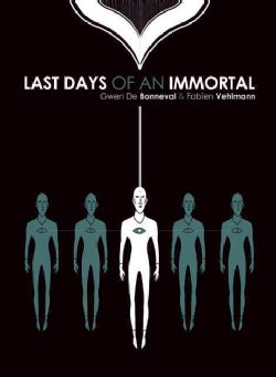 Last Days of an Immortal (Hardcover)