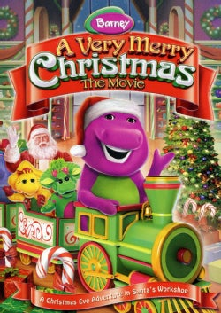 Barney: A Very Merry Christmas (DVD)