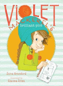 Violet Mackerel's Brilliant Plot (Paperback)