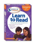 Hooked on Phonics Learn to Read: Kindergarten, Level 1