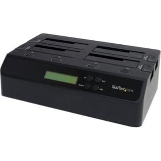 StarTech.com 4 Bay USB 3.0 eSATA to SATA Standalone 1:3 HDD Hard Driv