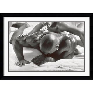 Will Brent 'Untitled I' Framed Art Print