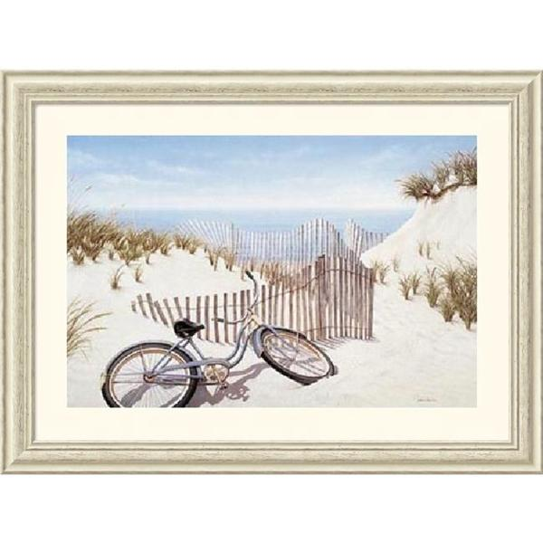 Daniel Pollera 'Summer Memories' Framed Art Print