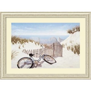 Daniel Pollera 'Summer Memories' 39 x 29-inch Framed Art Print