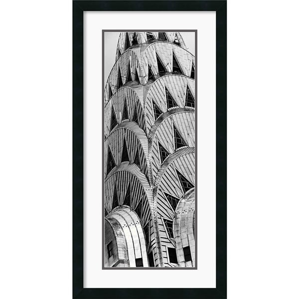 Torsten Andreas Hoffman 'Chrysler Building' Framed Art Print