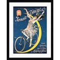 Jean De Paleologue 'Clement Cycles (c. 1897)' Framed Art Print