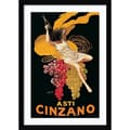 Leonetto Cappiello &#39;Asti Cinzano&#39; Framed Art Print