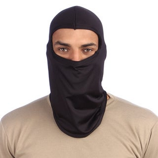 Kenyon Men's Everywear Black Stretch Balaclava (Pack of 2)